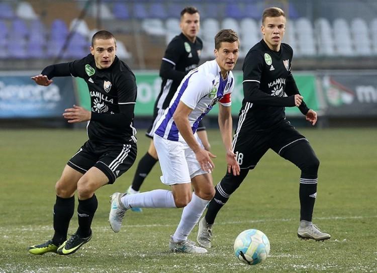 Itt tartunk: kétmillió forintos fizetésért nem hajlandó játszani a középszerű magyar focista