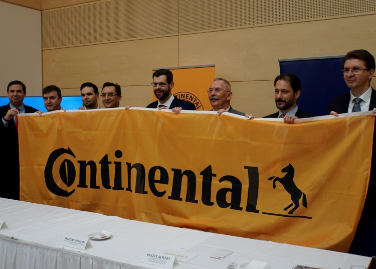 """A Continental választása """"borzalmasan nagy"""" elismerés Debrecennek"""