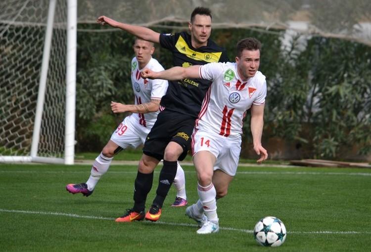 Debreceni vereség az első edzőmeccsen