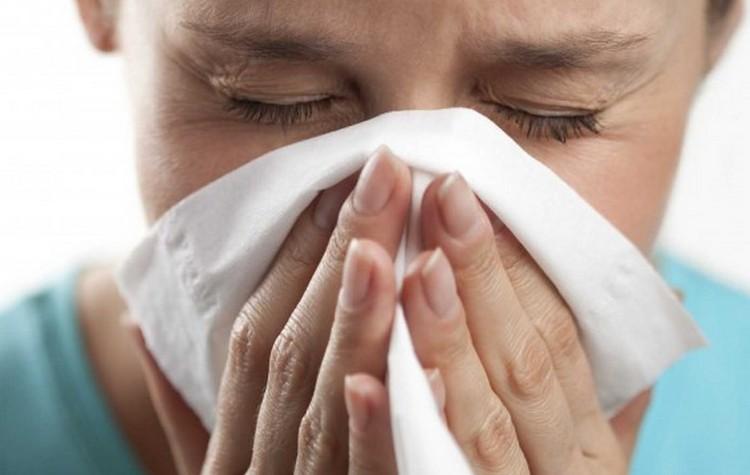 Tombol az influenzajárvány