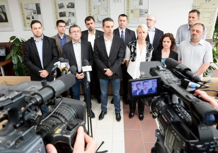 Puzsér keményen beolvasott a Jobbiknak