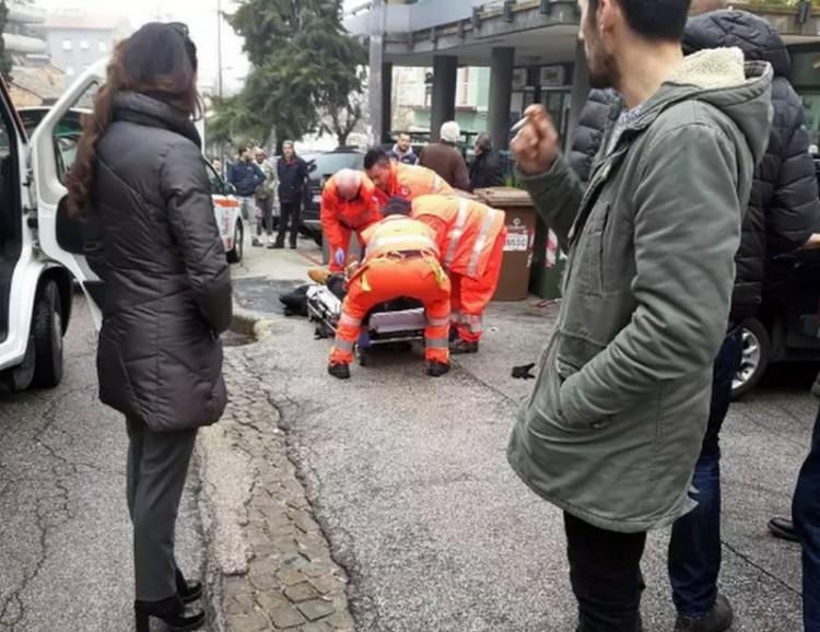 Tüzet nyitottak a migránsokra egy olasz városban