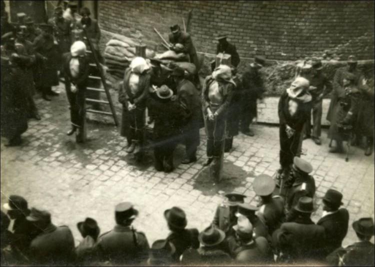 Ismeretlen képek Szálasiék kivégzéséről!