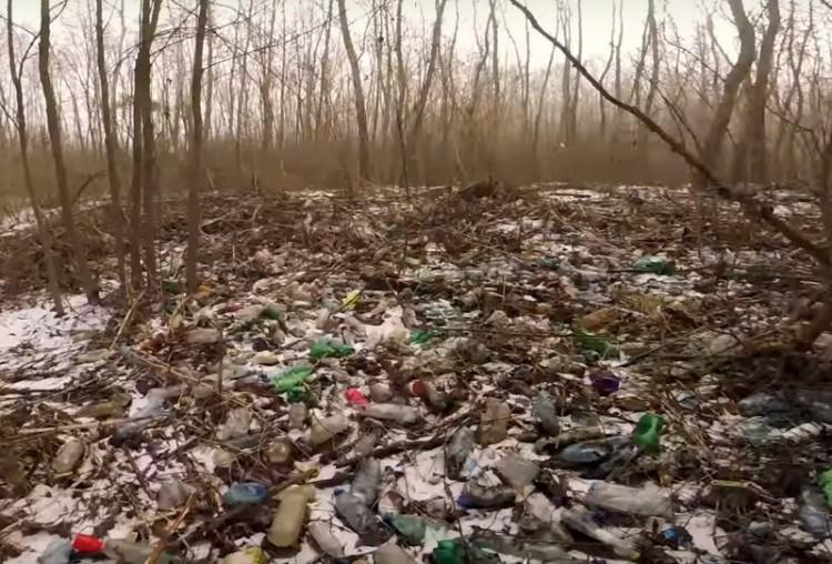 Műanyag borítja a Felső-Tisza partját. Kitakarítják
