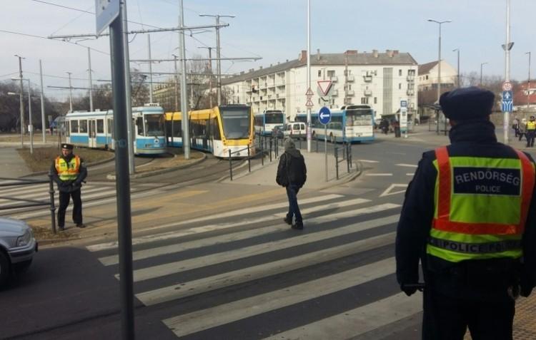 Gyalogosgázolások Debrecenben: a rendőrség sasszemmel figyel!
