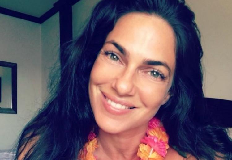 Bódi Szilvi megmutatta a 37 éves testét