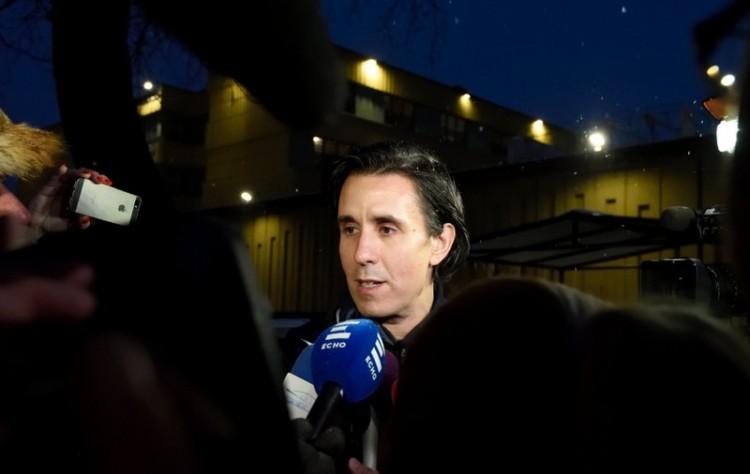Egy nap után újra őrizetben a politikus