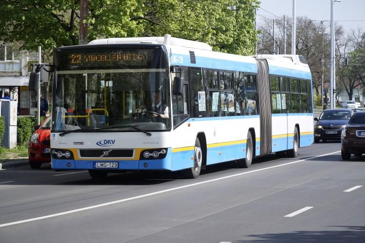 Autóbuszokat terelnek a DVTK meccs miatt