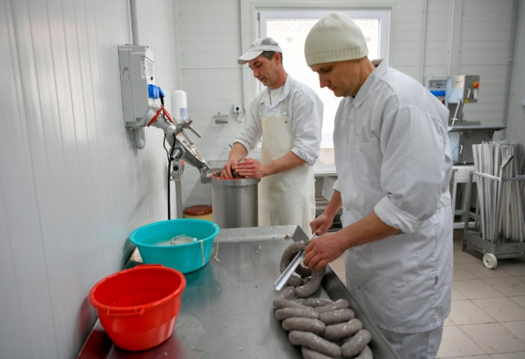 Az élelmiszeriparban erősített Hajdúböszörmény