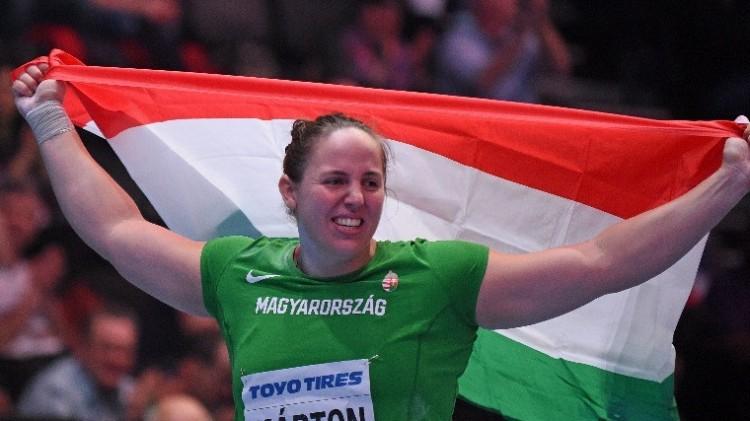 Peches volt a hazaúton első világbajnoki aranyérmesünk