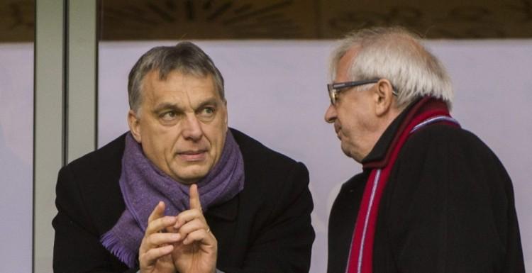 Orbán Viktor szeme láttára született igazságos döntetlen