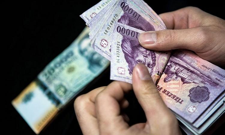 Magyarországi bérek: csak egy ország van mögöttünk