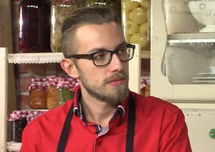 Debreceni sztárséf: a megérzés fontosabb, mint a recept!
