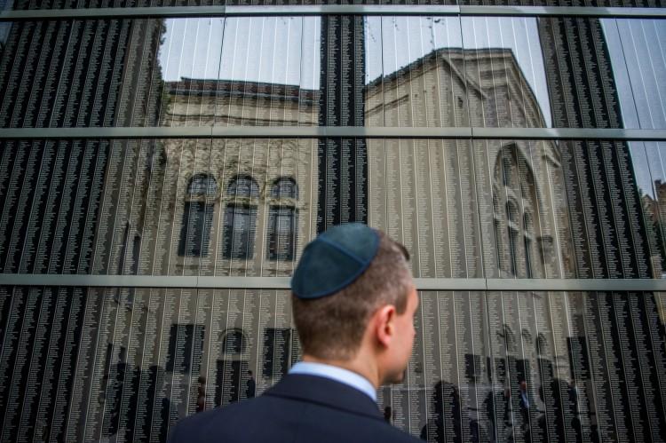Magyarország mint a béke szigete. A zsidóknak