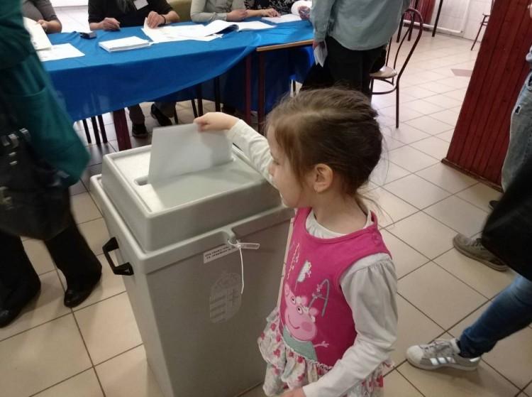 Kósa Lajos körzetében az országos átlag fölötti a szavazási kedv!
