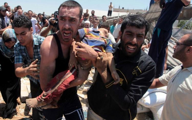 Sebesültek, halottak - Izraelben ünnep van
