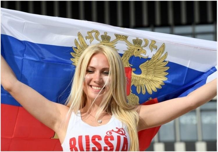 Kézikönyv az orosz nőkhöz, akik szépek, sok férfi le akar velük feküdni