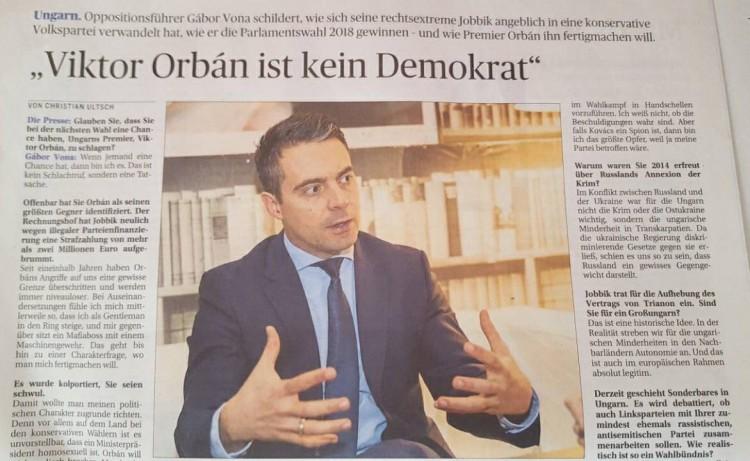"""Osztja a Jobbik a kormánypárti """"hazugsággyárakat"""""""