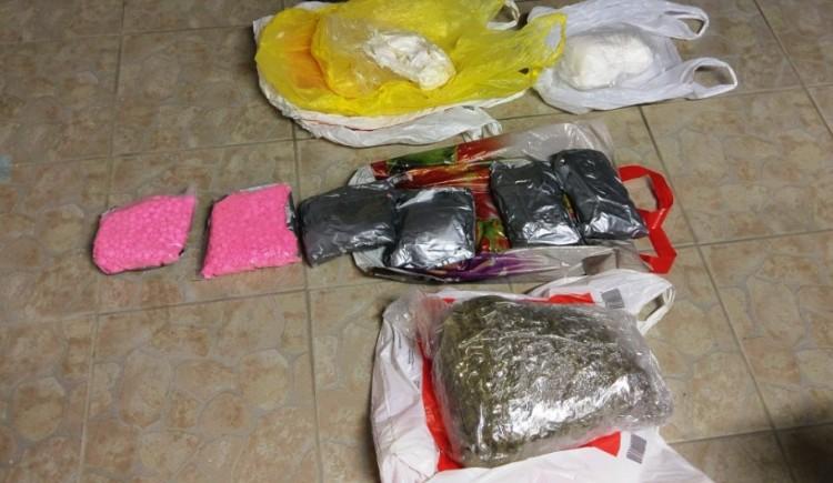 Marihuána, kokain, extasy, amfetamin - teljes volt a kínálat Debrecenben
