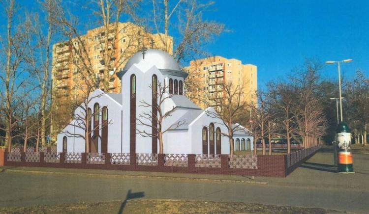 A templom, amit nem akar a főépítész, s nem csak ő