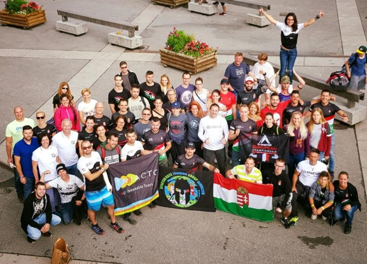 Debreceni siker a brutális akadályversenyen – VIDEÓ