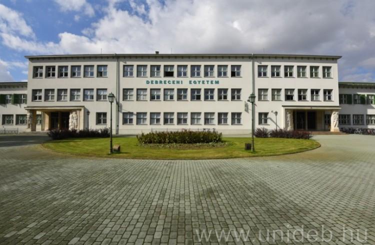 Új szakot indít a Debreceni Egyetem