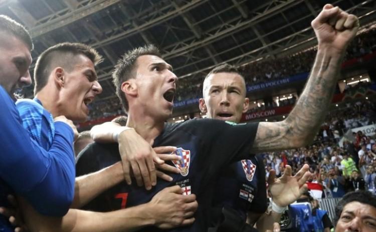 A horvátoknak nincs stadionjuk, de van szívük és büszkeségük