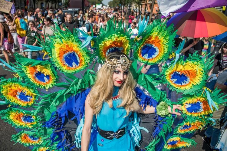 Budapest Pride: a felvonulás, ami egy kicsit más