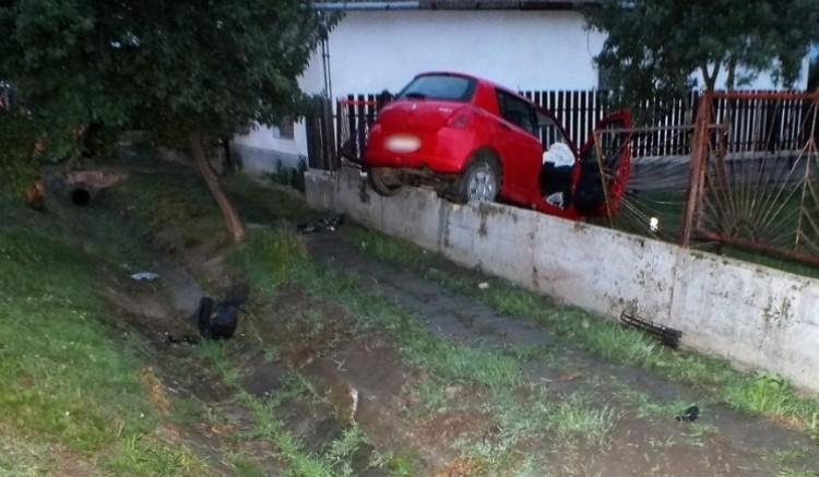 Csak azért lopta el az autót, mert esett az eső...