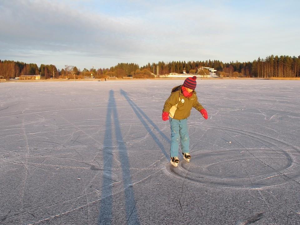 Veszélyes a jég, nem csak csúszós