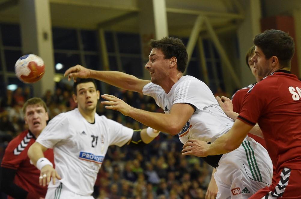 Fantasztikus magyarok! Legyőztük az olimpiai bajnokot!