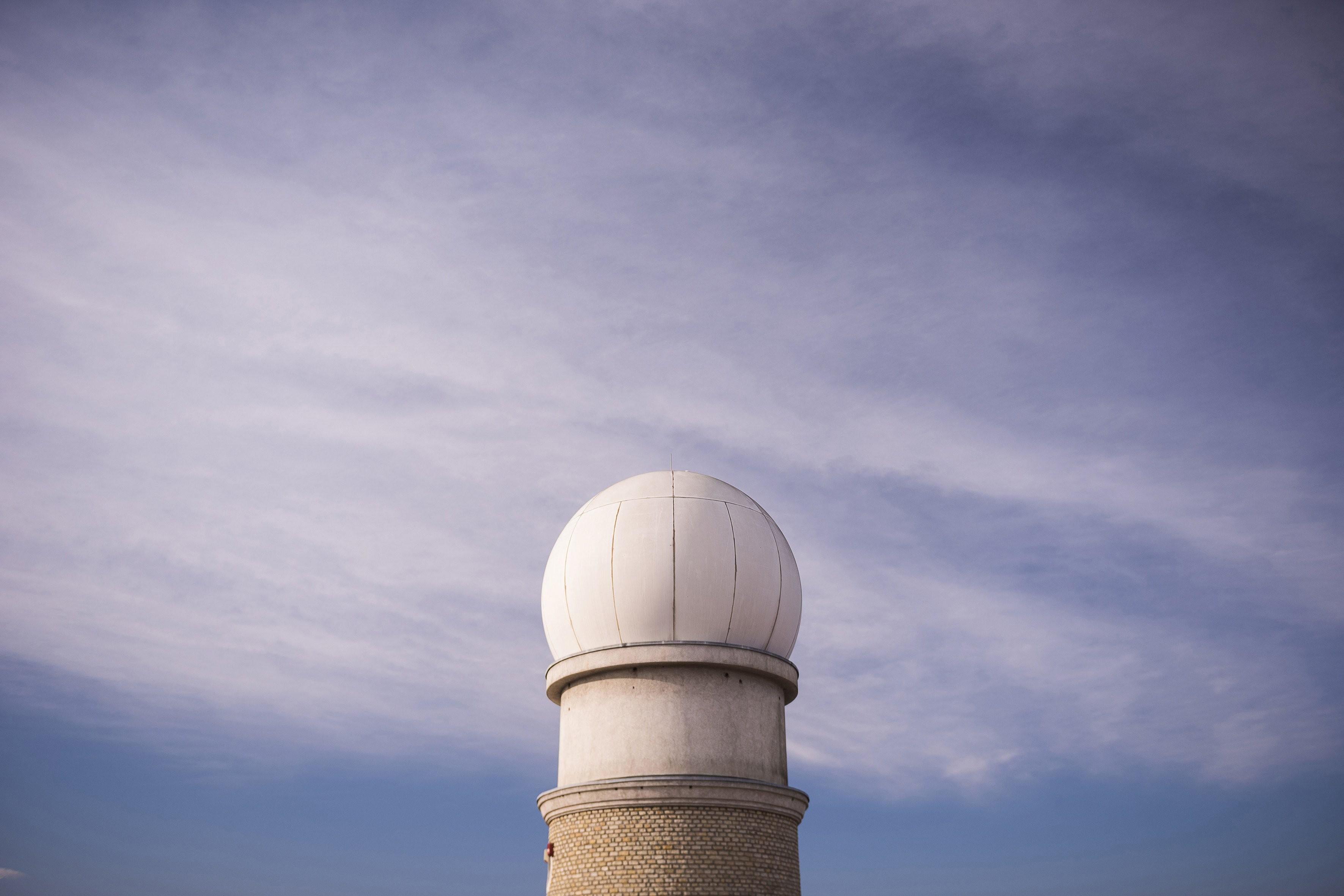 Felújították a napkori radarállomást