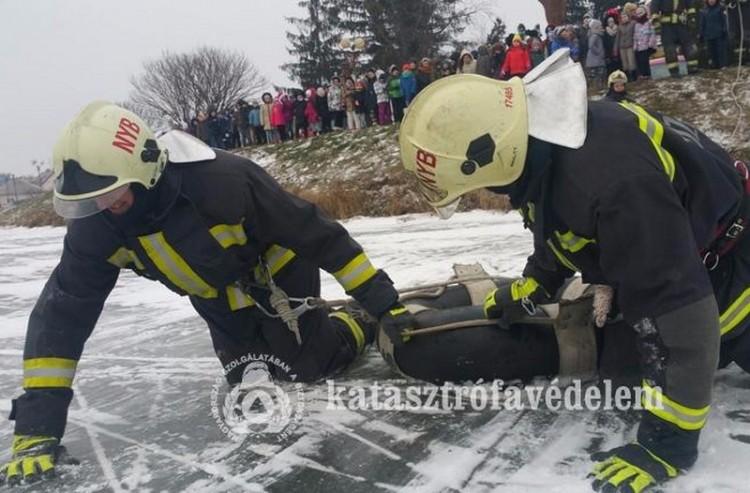 Heves jeges Nyírbátorban