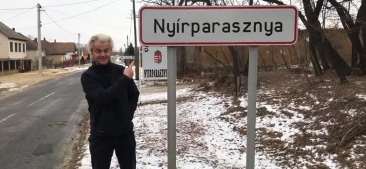 Anyósát jött látogatni Szabolcsba az európai szélsőjobb egyik vezére