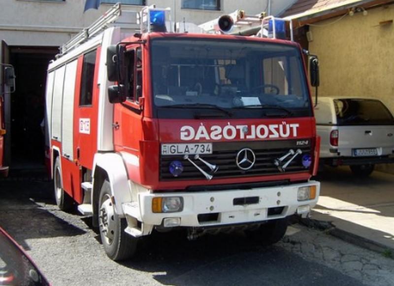 Tiszaeszlári dráma: felrobbant a kazán, összedőlt az épület