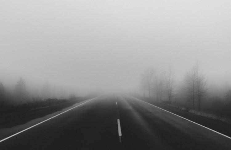 Autósok, a köd nem játék!