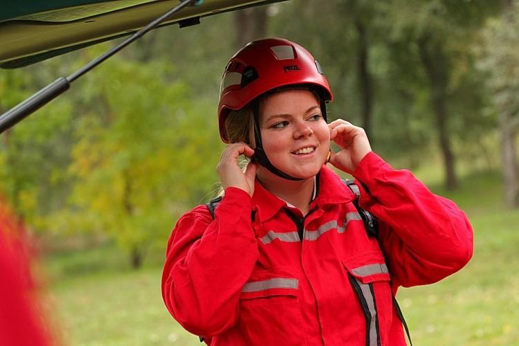Ez igen: 17 évesen lett speciális mentő!