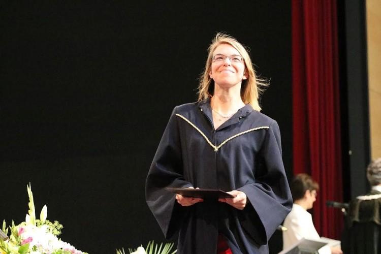 Megvan a diploma!
