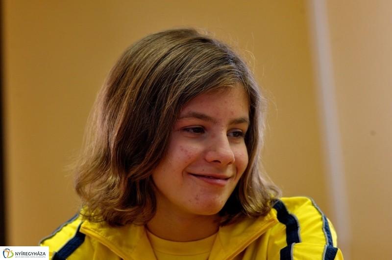 Hatházi Dóra bronzérmes