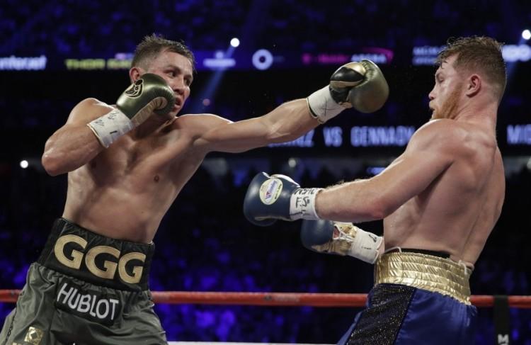 McGregorék csak etették a népet, Golovkinék bokszoltak is