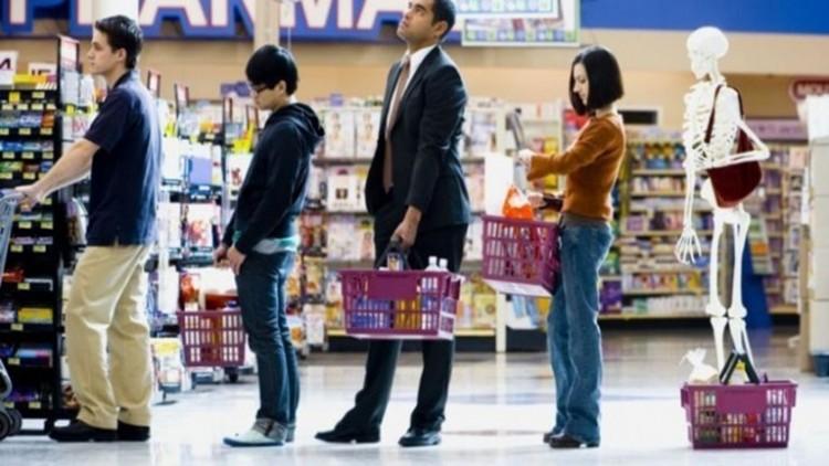 Kerüljön sorra a boltban! Jó?