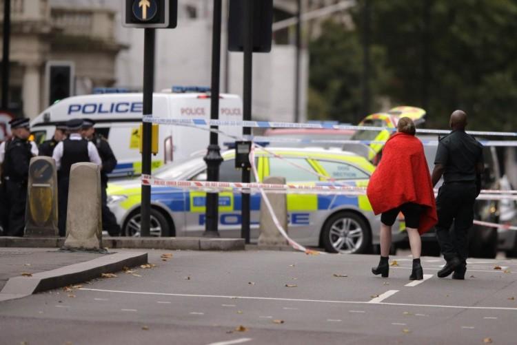 Szabadon engedték a szombati londoni gázolásos baleset okozóját