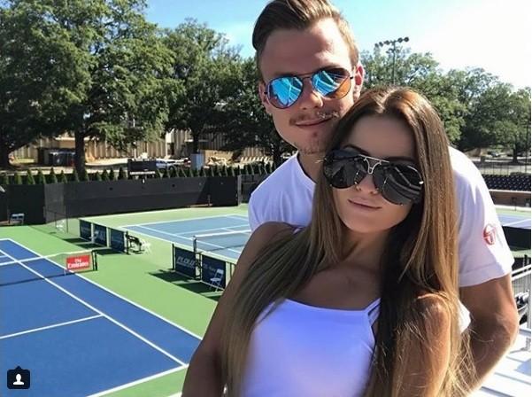 Megkérte barátnője kezét a kiváló nyíregyházi sportoló