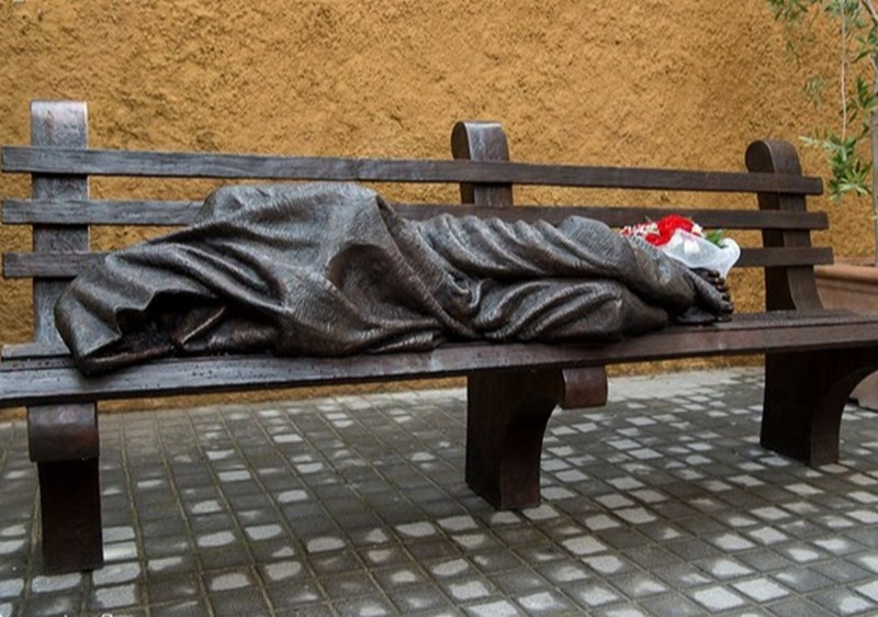 Világhírű hajléktalant várnak Szabolcs-Szatmár-Beregbe