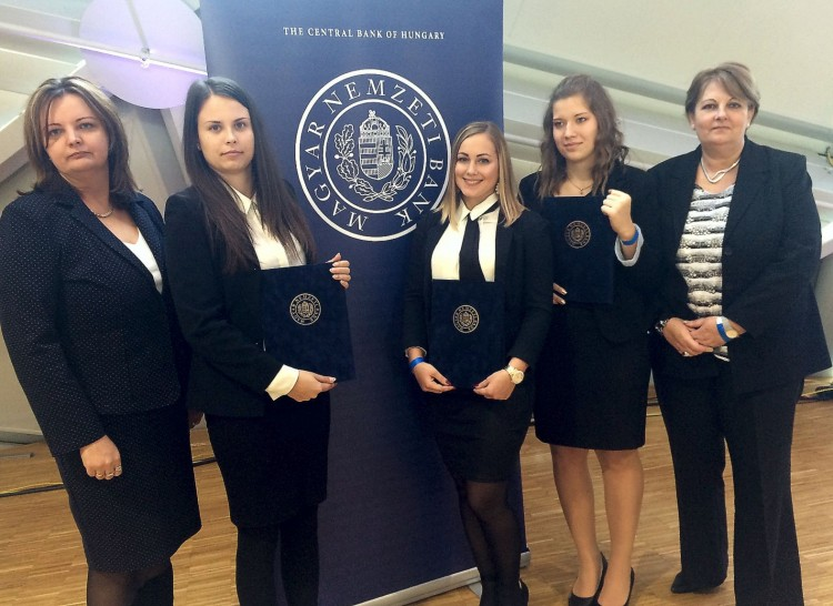Ezekre a diákokra méltán büszke a Nyíregyházi Egyetem