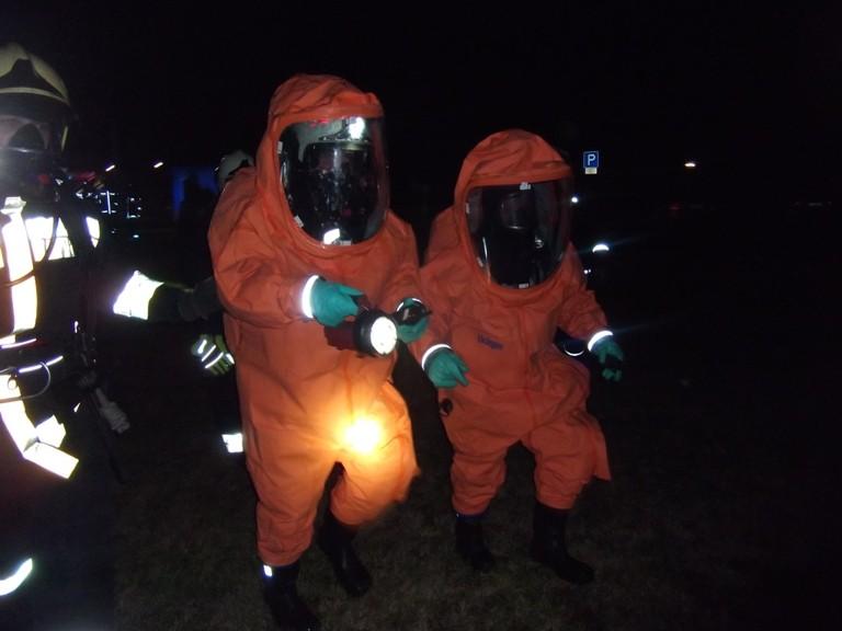 Több város tűzoltóit riasztották kedden éjjel Nyírturára