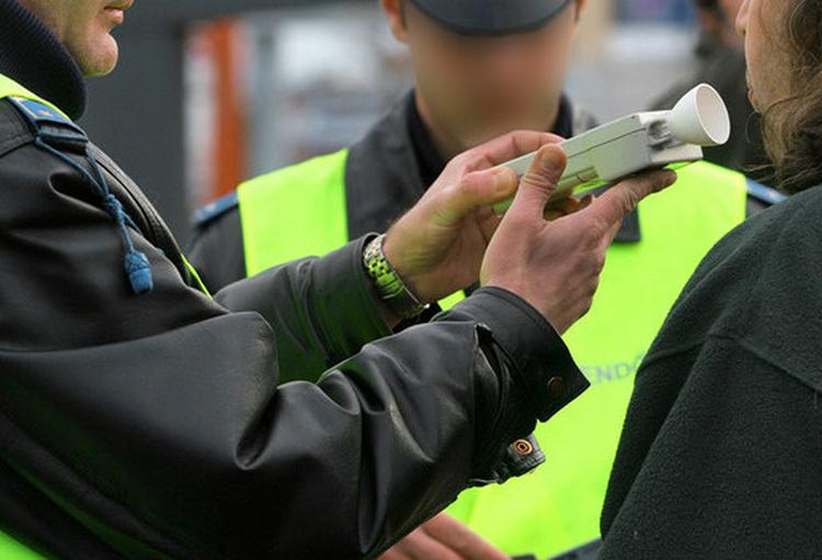 Részeg román buszsofőrt fogtak Ártándnál