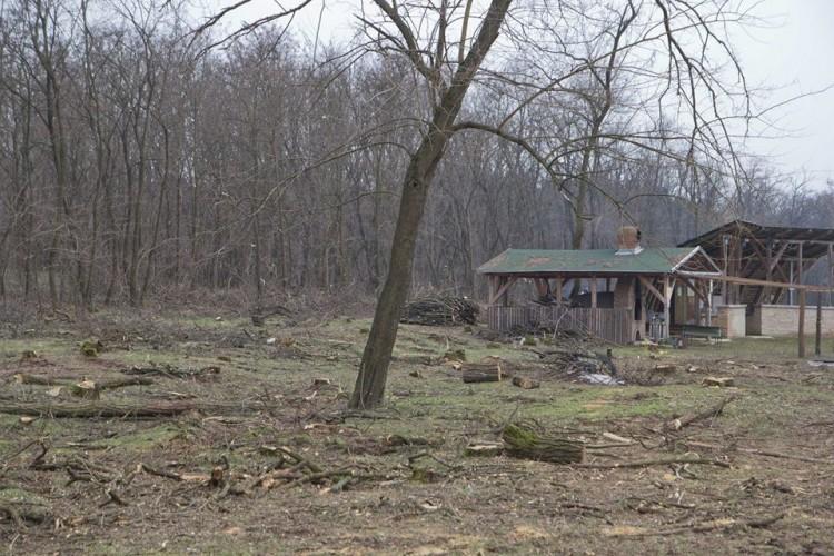 Mi folyik a nagykállói Téka-tábor helyszínén?