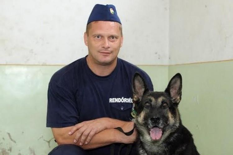 Kutya kapta el a baktalórántházi lopások gyanúsítottját!