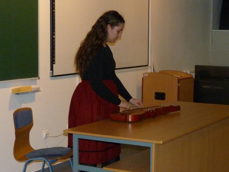 Debreceniek taroltak a Nyíregyházi Egyetemen